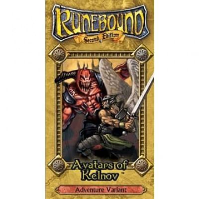 Runebound: Avatars of Kelnov