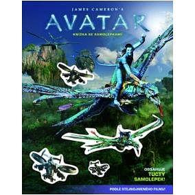 Avatar: Knížka se samolepkami