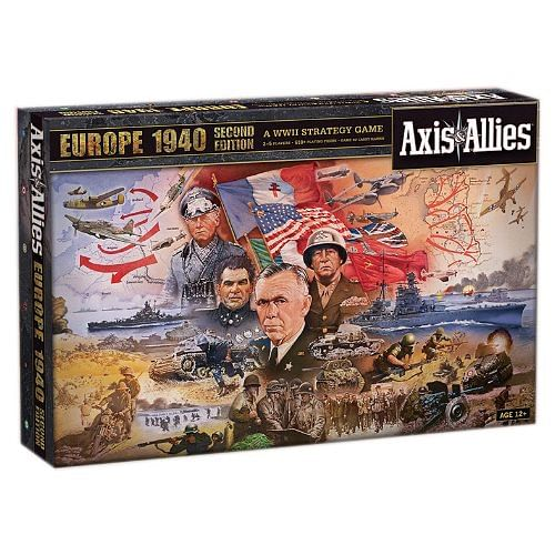 Axis & Allies: 1940 Europe (2nd edition)
