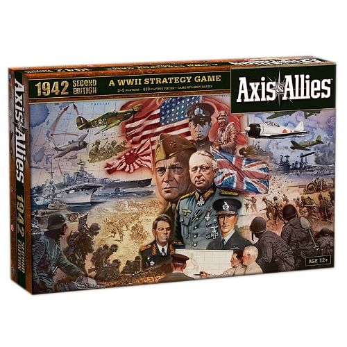 Axis & Allies: 1942 Game 2nd edition