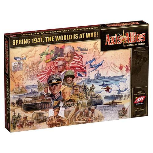 Axis & Allies Anniversary Edition (druhé vydání)