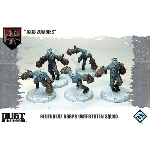 Dust Tactics: Axis Zombies