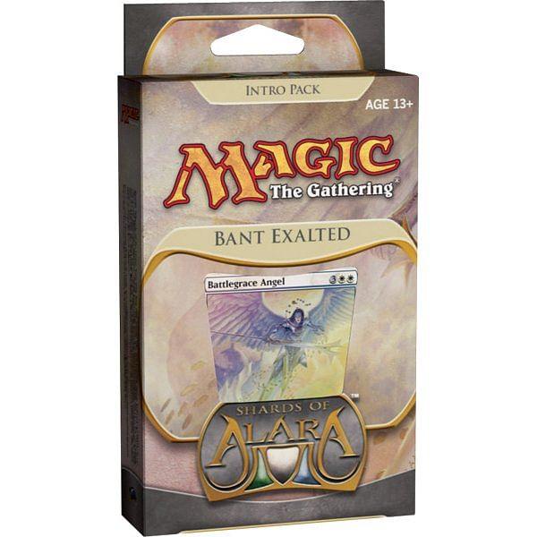 Magic: The Gathering - Shards of Alara Intro Pack: Bant Exalted