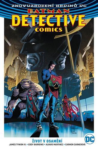 Batman DC 5: Život v osamění