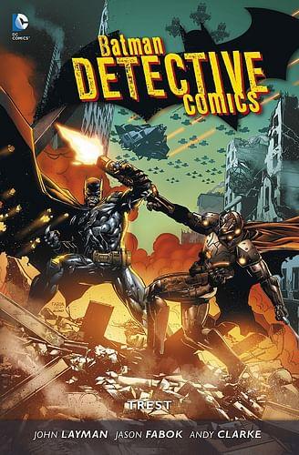 Batman Detective Comics: Trest