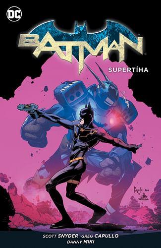 Batman: Supertíha (brož.)