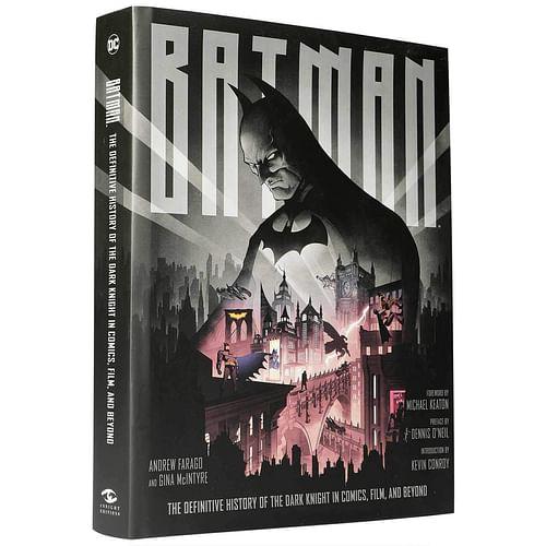 Batman: The Definitive Visual History - Gina McIntyre