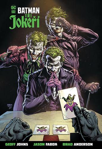 Batman: Tři Jokeři