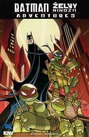 Batman/Želvy nindža Adventures