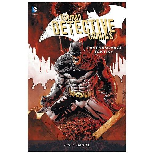 Batman Detective Comics: Zastrašovací taktiky