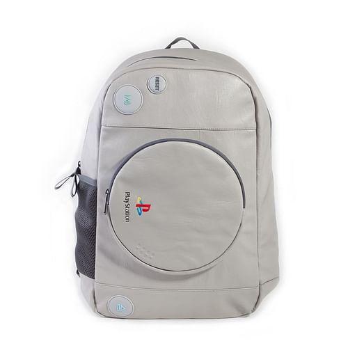 CurePink Playstation Controllers 25l šedá BP253171SNY