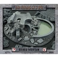 Battlefield in a Box: Ruined Fountain