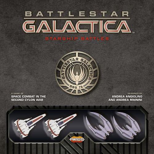 Battlestar Galactica - Starship Combat Game