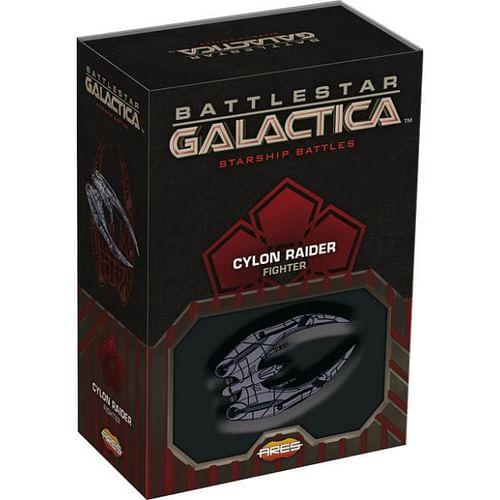 Battlestar Galactica Starship Combat Game: Cylon Raider