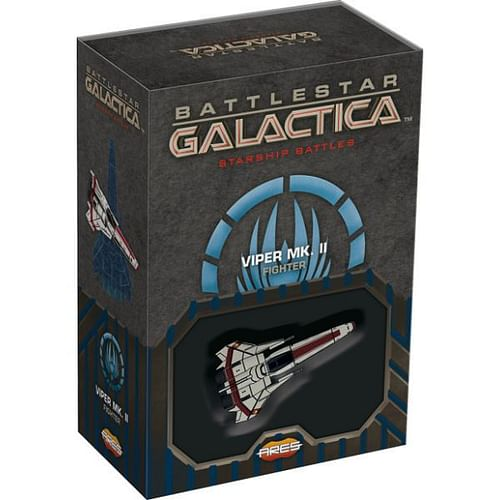 Battlestar Galactica Starship Combat Game: Viper MK. II