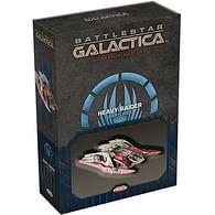 Battlestar Galactica Starship CG: Cylon Heavy Raider (Captured)