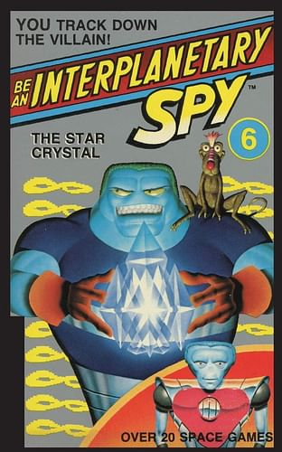 Be An Interplanetary Spy: The Star Crystal