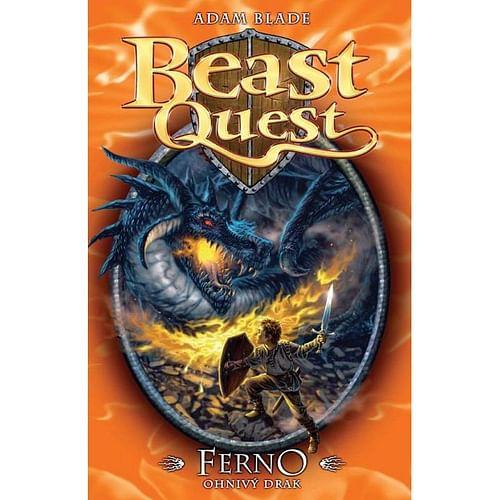 Beast Quest - Ferno, ohnivý drak