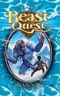 Beast Quest - Nanook, ledový netvor