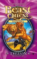 Beast Quest - Trilion, trojhlavý lev