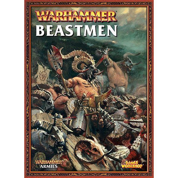 Warhammer Fantasy Battle: Army Book Beastmen