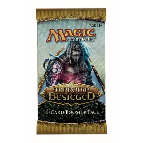 Magic: The Gathering - Mirrodin Besieged Booster