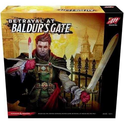 Avalon Hill Betrayal at Baldurs Gate