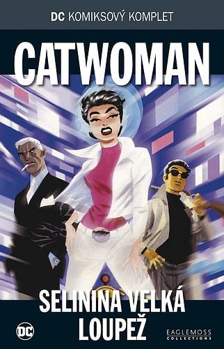 DC Komiksový komplet 32 - Catwoman: Selinina velká loupež