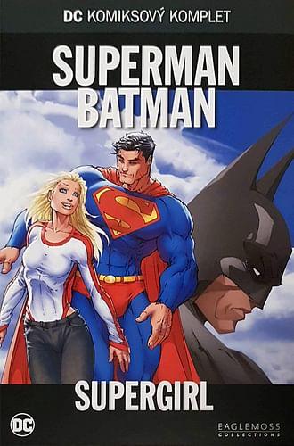 DC Komiksový komplet 25 - Batman: Supergirl