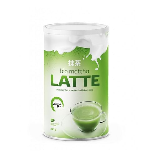 Fantasyobchod Bio Matcha Tea Latte 370g sypaný
