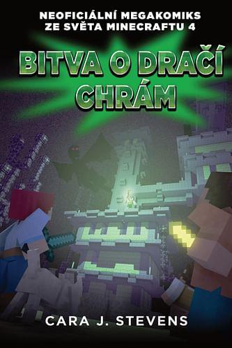 Bitva o dračí chrám: Neoficiální megakomiks ze světa Minecraftu 4