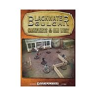 Blackwater Gulch: Gangfights in the Old West Rulebook