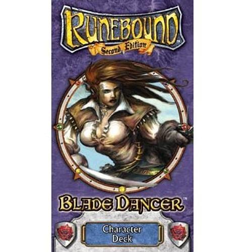 Runebound: Blade Dancer Character Deck
