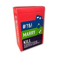 Blank Marry Kill Rated R Edition