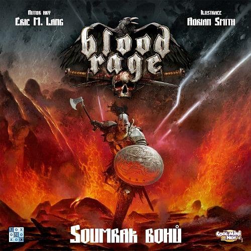 Blood Rage: Soumrak bohů