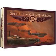 Blood Red Skies: British Spitfire Squadron