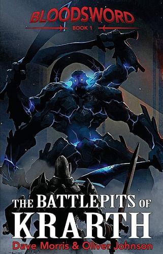 Blood Sword 1: The Battlepits of Krarth
