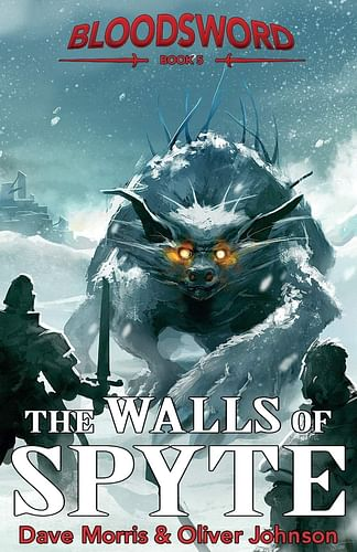 Blood Sword 5: The Walls of Spyte