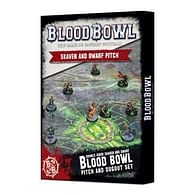 Blood Bowl (2016 edition) - Skaven and Dwarf Pitch