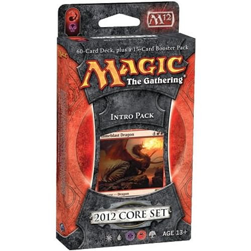 Magic: The Gathering - 2012 Core Set Intro Pack: Blood and Fire