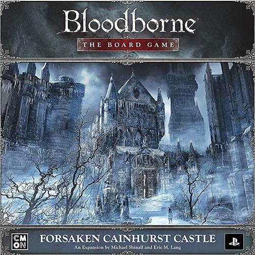 Bloodborne: Forsaken Cainhurst Castle