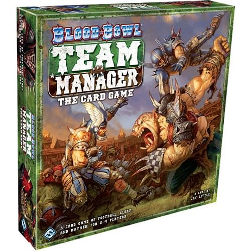 Blood Bowl: Team manager