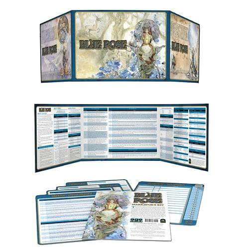 Blue Rose Narrator s Kit (AGE System)