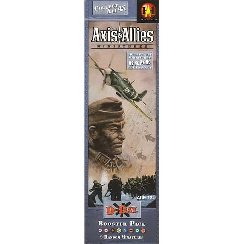 Axis & Allies: D-Day Booster