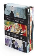 Book Box Set : Coraline; The Graveyard Book; Fortunately, the Milk