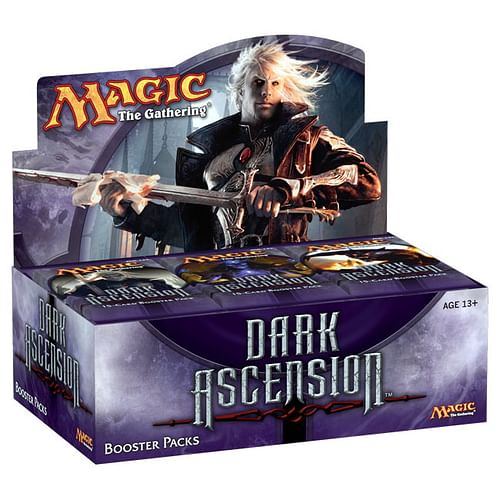 Magic: The Gathering - Dark Ascension Booster Box