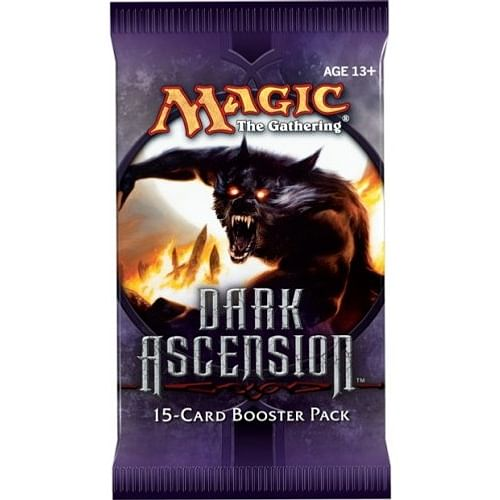 Magic: The Gathering - Dark Ascension Booster