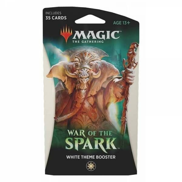 Magic: The Gathering - War of the Spark Theme Booster A
