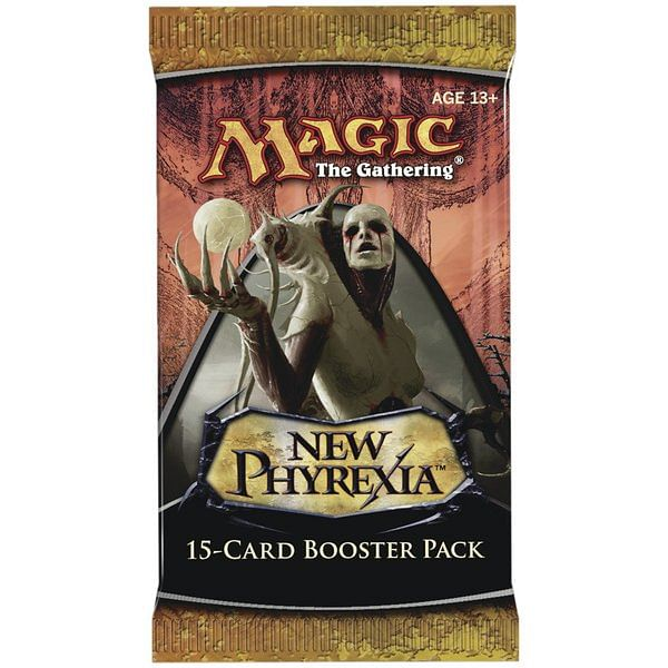 Magic: The Gathering - New Phyrexia Booster
