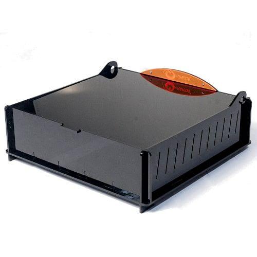 Box na karty - černý